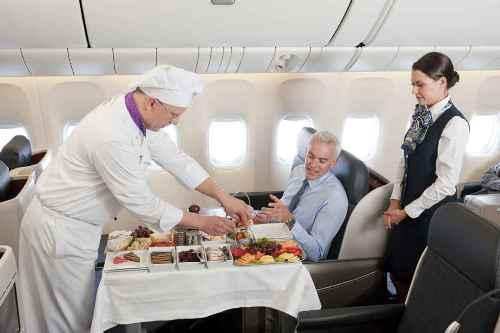 Bí mật phía sau những suất ăn trên máy bay