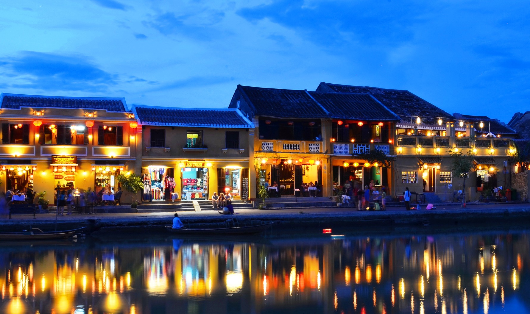 Hội An, top 5 điểm đến lãng mạn nhất để 'hẹn hò' ở châu Á