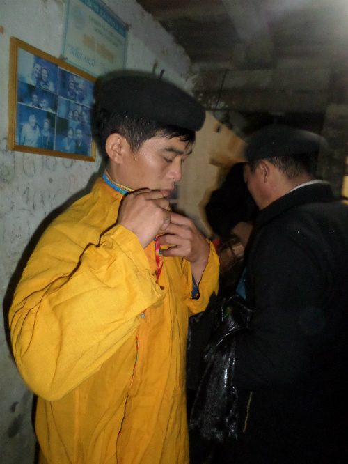 Lễ cấp sắc độc đáo của người Dao ở Hà Giang