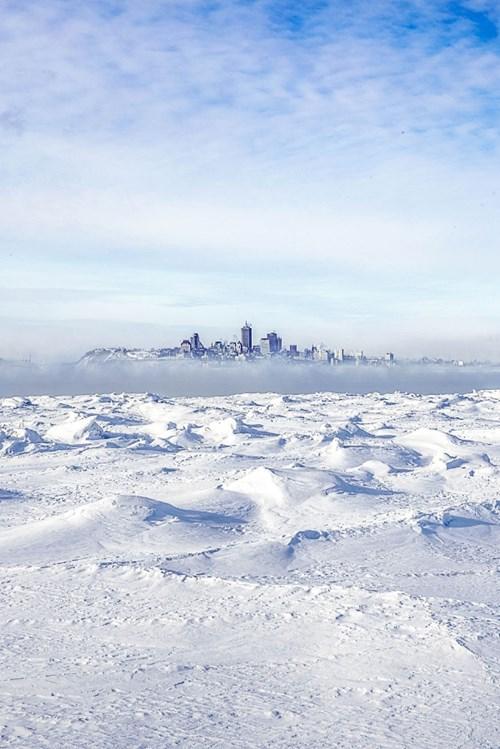 Ngắm hơi thở mùa đông đẹp ngỡ ngàng khắp thế giới