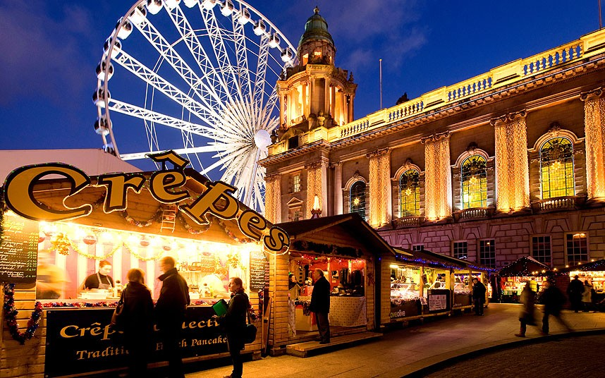 Những phiên chợ lễ hội đặc sắc nhất châu Âu