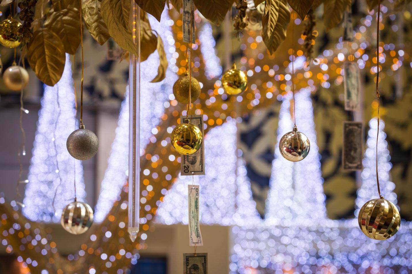 Tận hưởng Giáng sinh tưng bừng ở NagaWorld