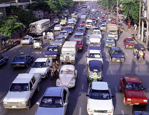 Thái Lan thiết quân luật vì du lịch trong sạch