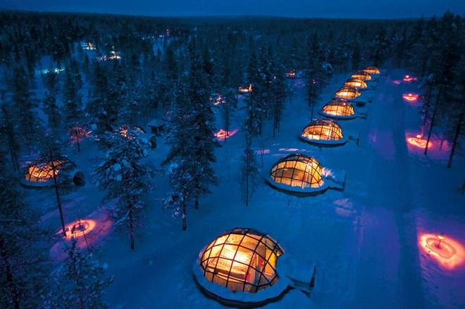 15 khách sạn độc đáo nhất trên thế giới