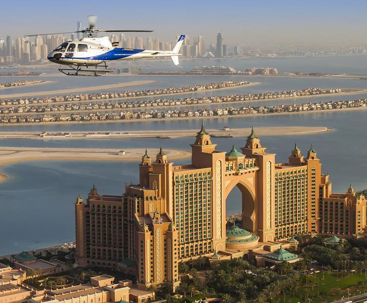 48 giờ ở tiểu quốc Dubai
