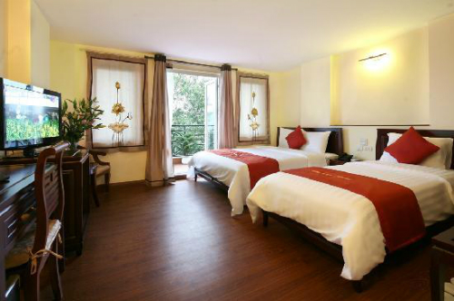 5 khách sạn Việt vào top dịch vụ tốt trên thế giới 2015
