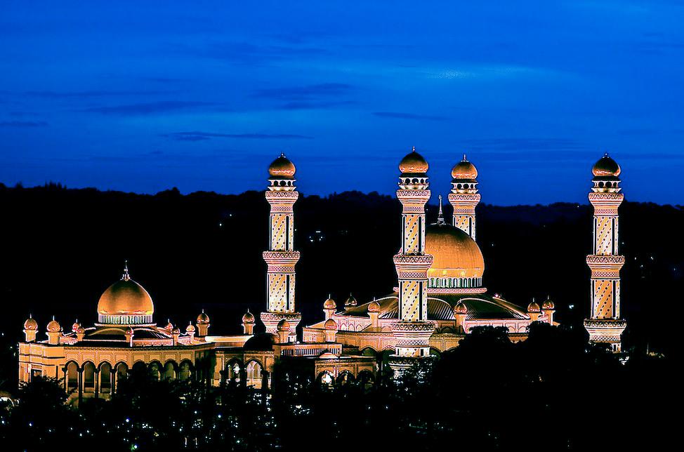Brunei, bí ẩn Đông Nam Á