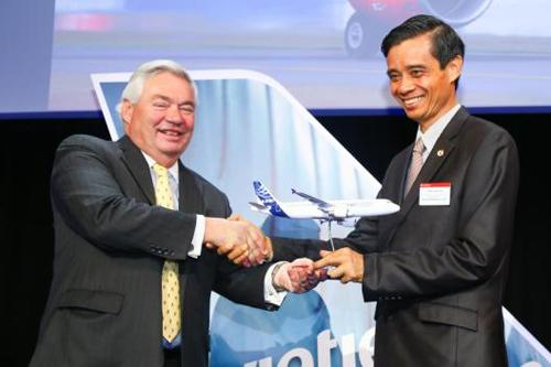 Chiến lược hành khách bay trên mạng lưới quốc tế của Vietjet