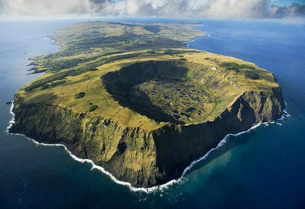 'Di sản' trên hòn đảo Phục sinh