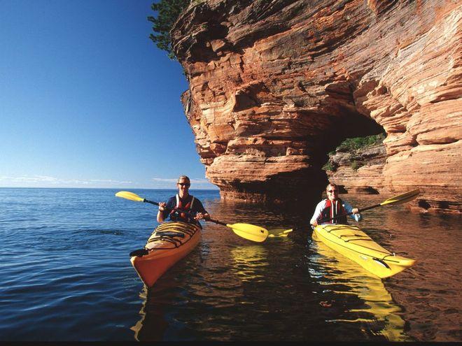 Wisconsin, thanh bình và hoang dã