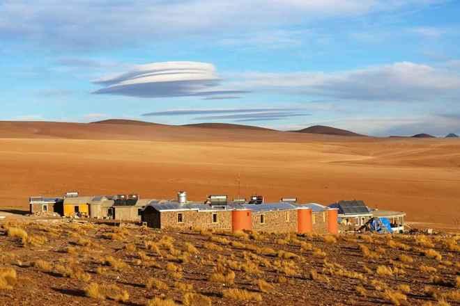 10 khách sạn 'trên trời' có tầm nhìn ngoạn mục