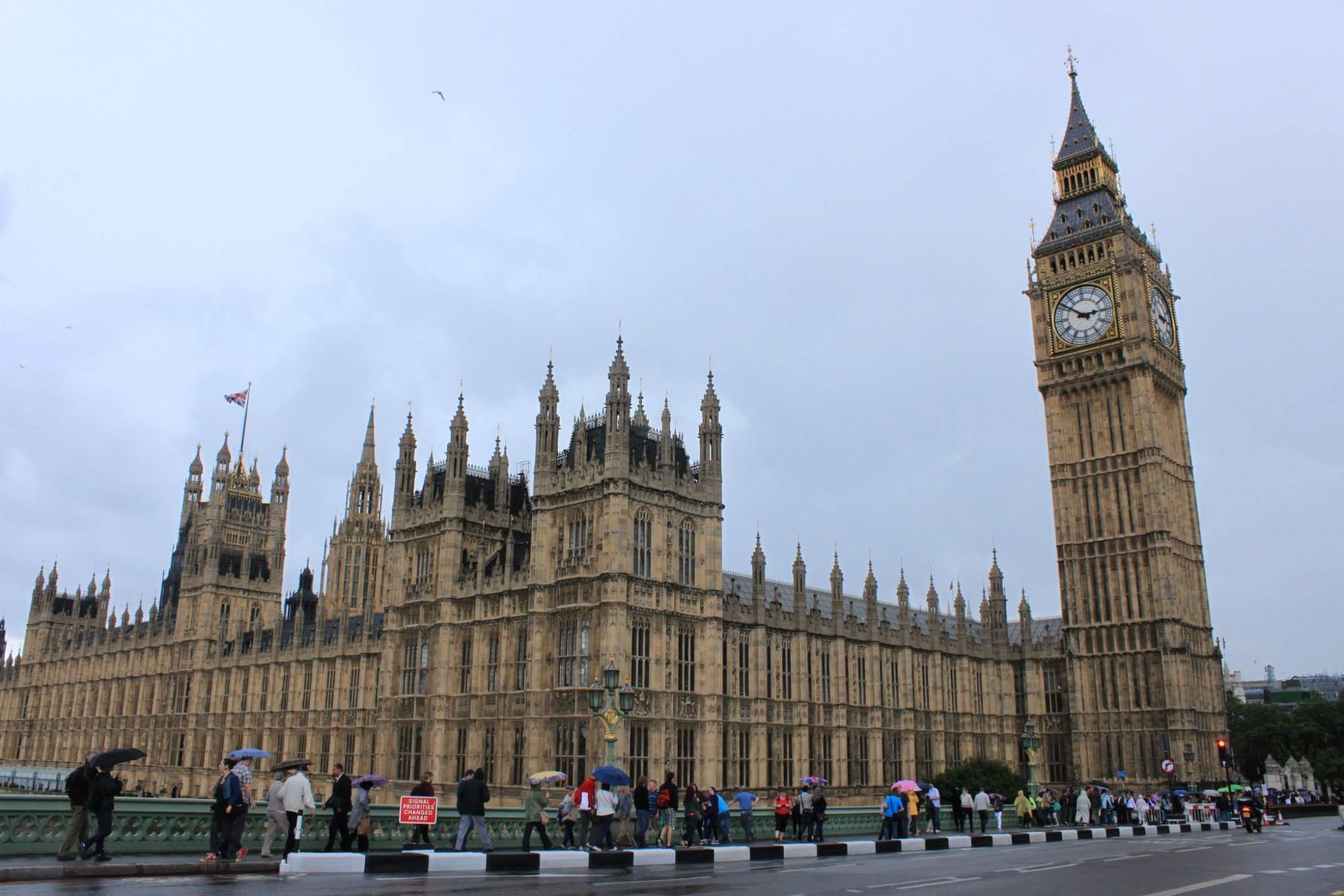 Khám phá London qua những bức ảnh đời thường