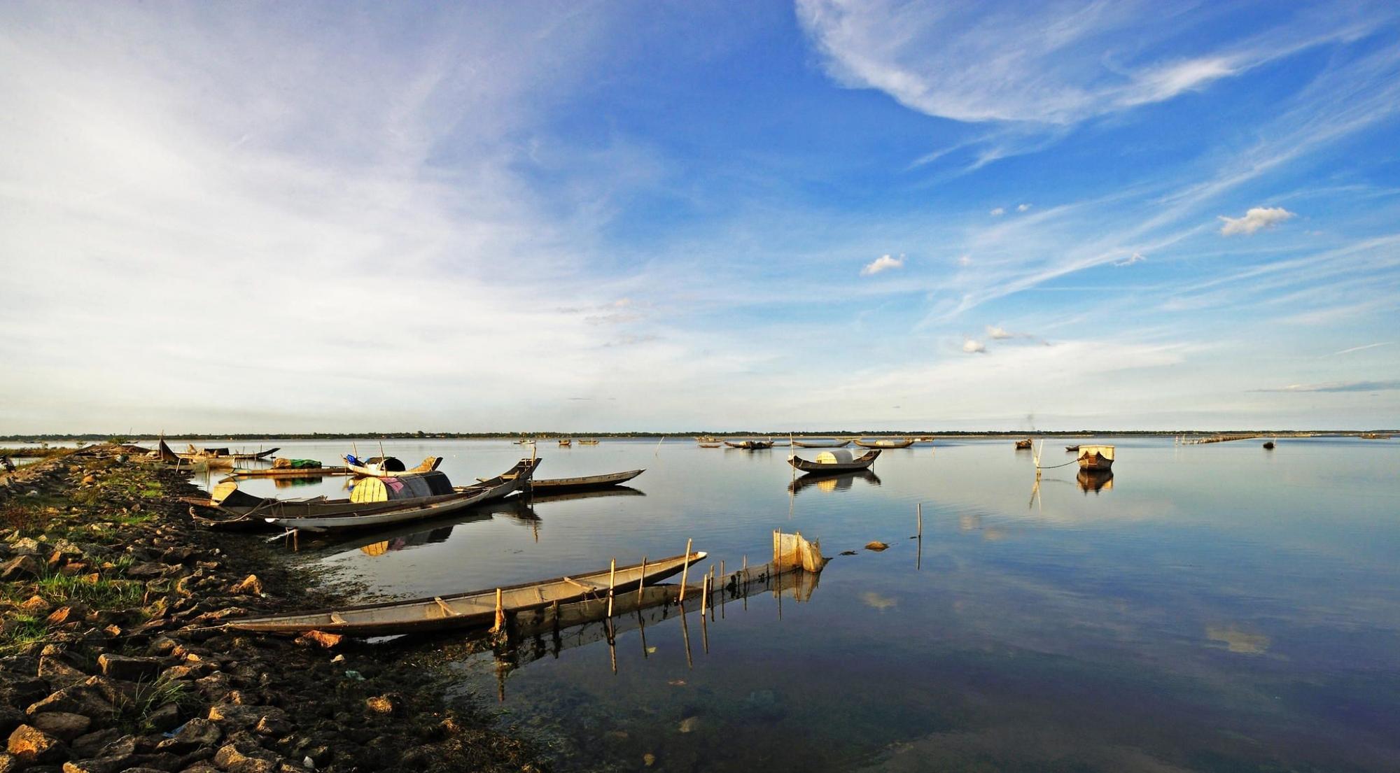 Lễ cầu ngư trên Phá Tam Giang