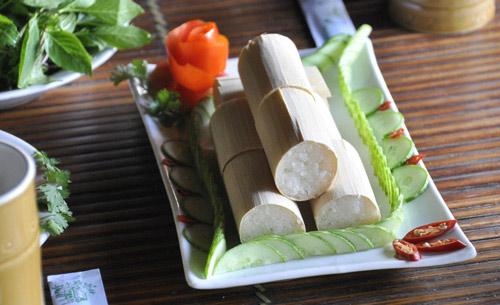 Món ngon làm từ gạo của các dân tộc Việt