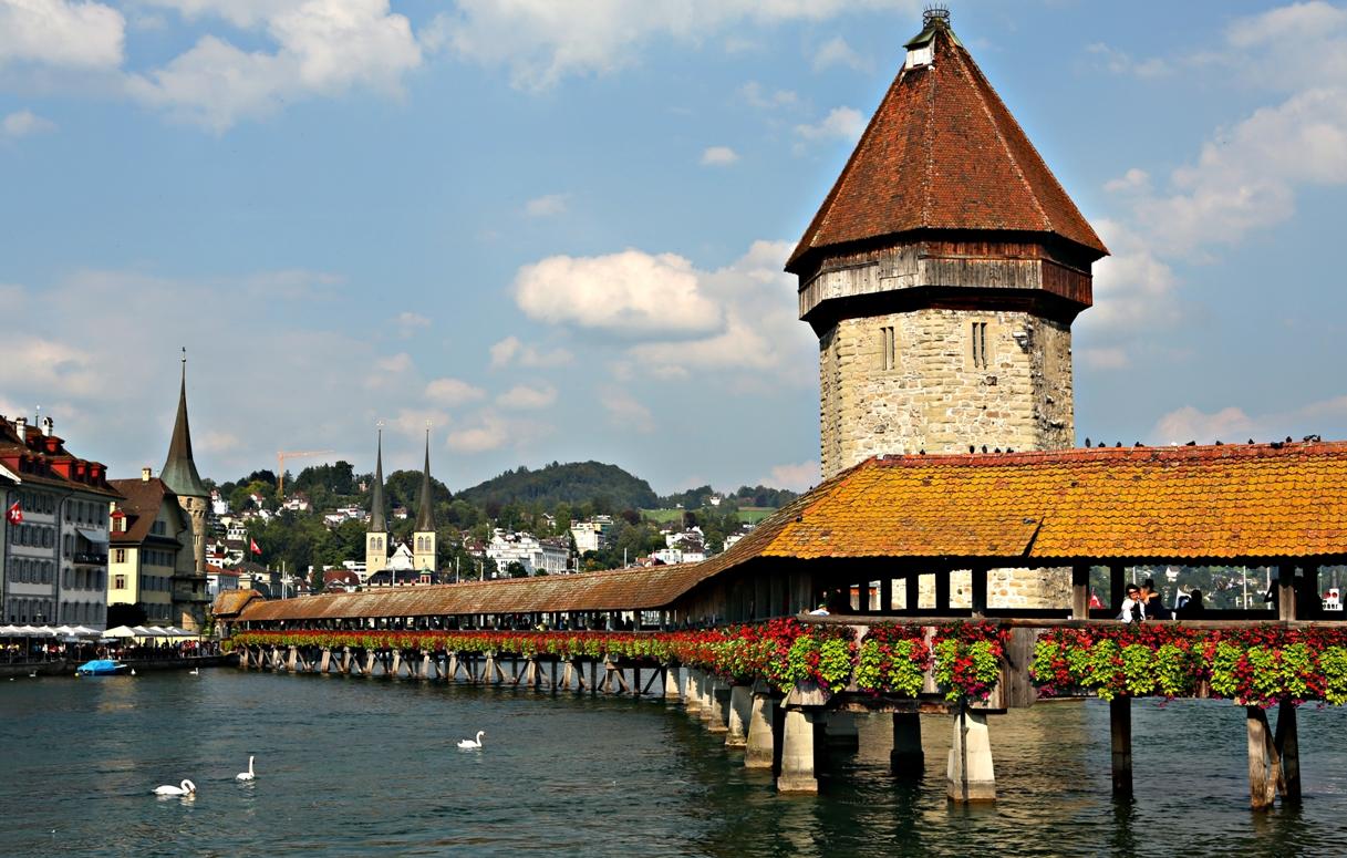 Thụy Sĩ, thiên đường ở Trung Âu