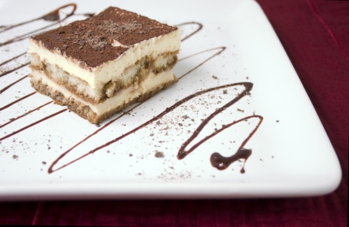 Tiramisu - chiếc bánh tình yêu ngọt ngào