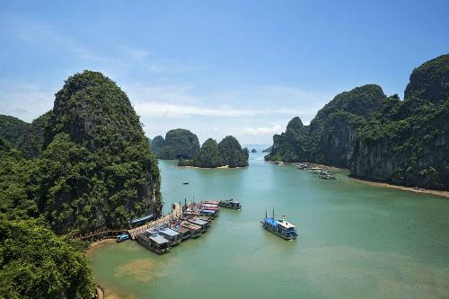 Vịnh Hạ Long vào top di sản thiên nhiên nổi bật trên thế giới