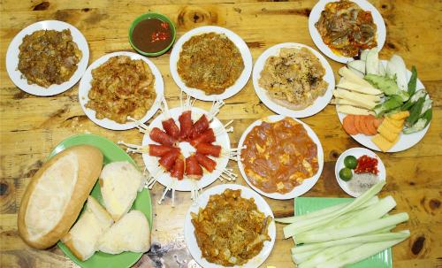 3 quán nướng dân dã cho cuối tuần ở Hà Nội