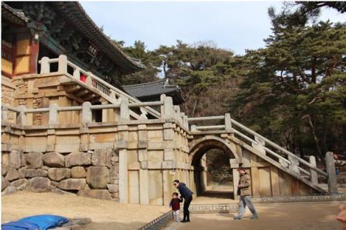 Ba ngôi chùa đẹp nhất xứ Hàn