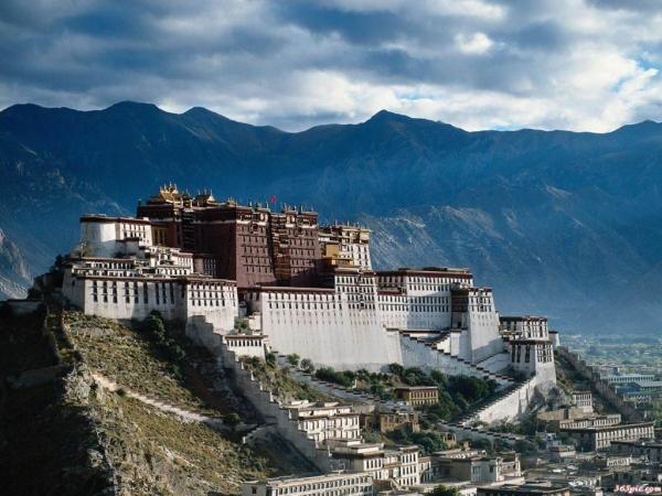 Bí ẩn bên trong cung điện linh thiêng Potala