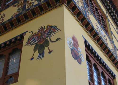 'Của quý' của đàn ông - bùa thiêng đuổi tà ma ở Bhutan