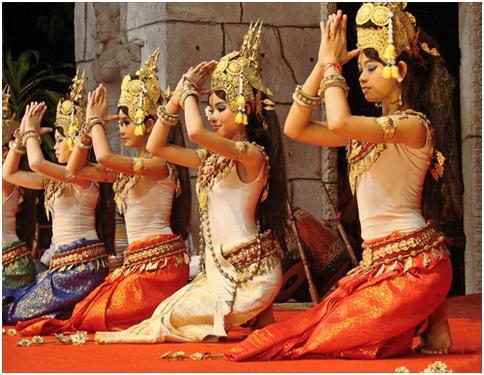 Khám phá văn hóa Khmer tại Nagaworld trong dịp 8.3