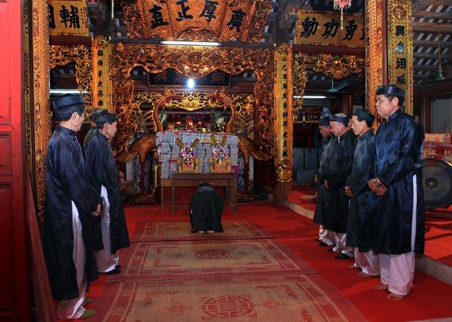 Lễ hội chia lửa - phong tục ấm tình làng xóm ở Hà Đông
