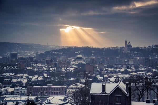 Liege, thị trấn cổ tích của Bỉ