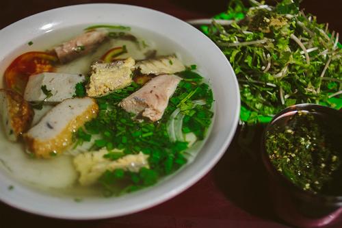 Món ngon cho buổi chiều ở Nha Trang