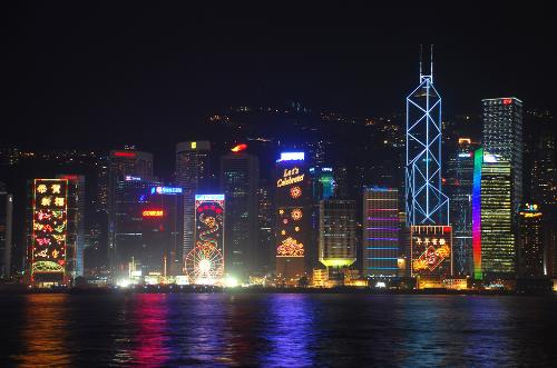 Mùa lễ hội rộn ràng tại Hong Kong