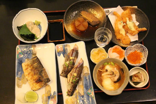 Nhật Bản mang đặc sản miền đông bắc đến Việt Nam