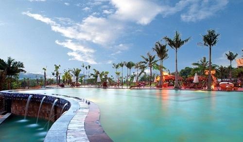 Nhiều ưu đãi dịp 8/3 tại Asean Resort