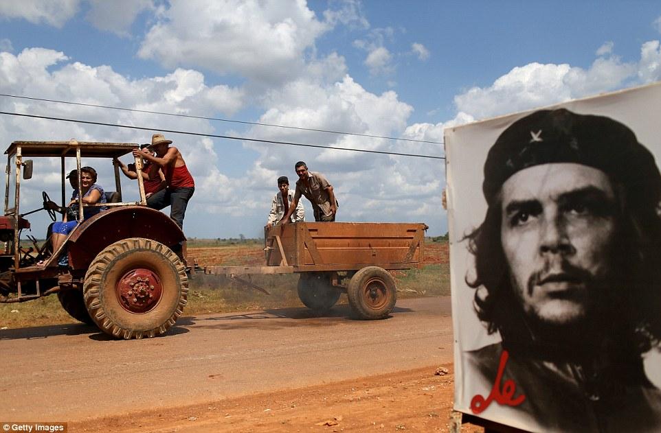 Những hình ảnh chân thật về cuộc sống ở Cuba