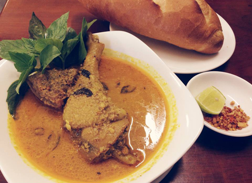 Những món ăn ngon ở Sài Thành