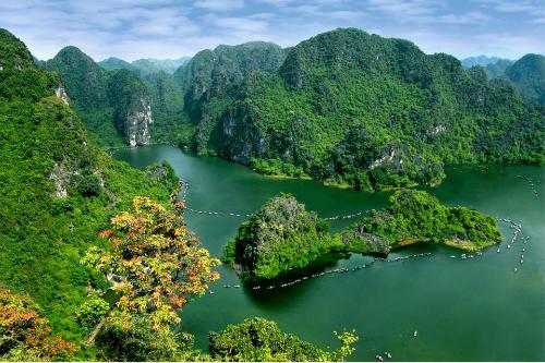 Ninh Bình đưa Tràng An đến Hà Nội