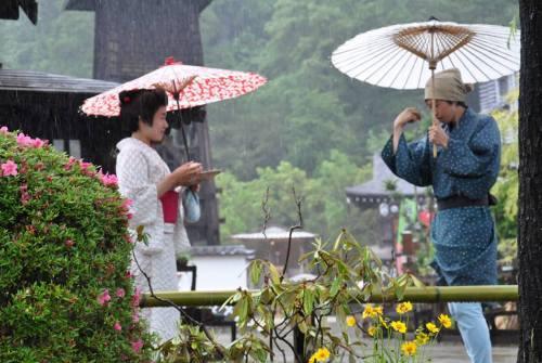 Nơi tái hiện thời kỳ Edo trong lòng Nhật Bản