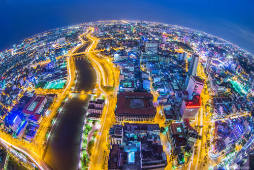 Sài Gòn vào top điểm đến giá rẻ cho kỳ nghỉ ngắn ngày