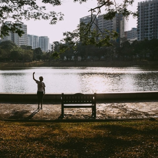 Singapore bình dị qua ống kính một nhiếp ảnh gia