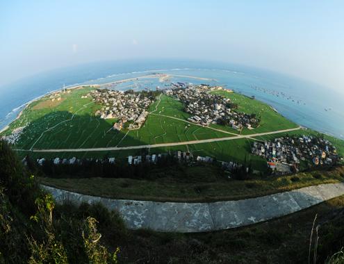 Singapore tư vấn Lý Sơn thành đảo du lịch sinh thái