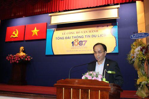 TP HCM ra mắt tổng đài thông tin du lịch 1087