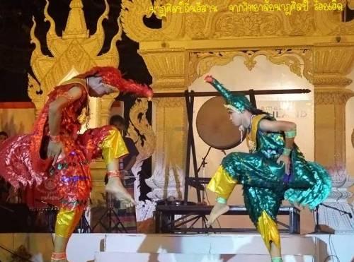 Xem múa truyền thống Thái Lan miễn phí ở Hà Nội