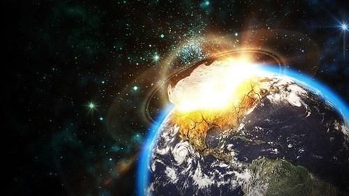 """Xem Ngày tận thế của Trái đất -clip mô phỏng sống động đến """"rùng mình"""""""