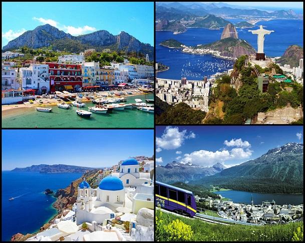 5 điểm du lịch không thể bỏ qua trong Hè 2015