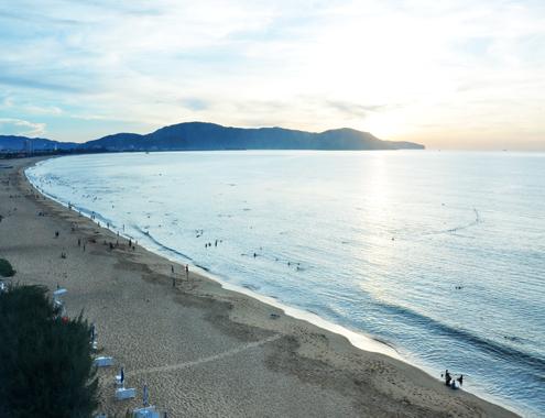 Bình Định muốn làm du lịch sinh thái biển đảo
