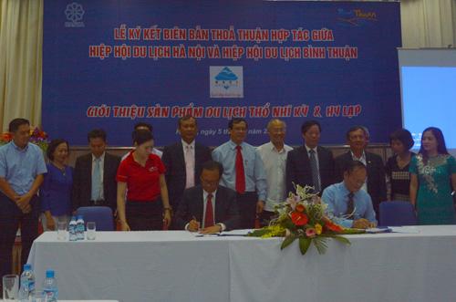 Bình Thuận chiêu khách du lịch miền bắc