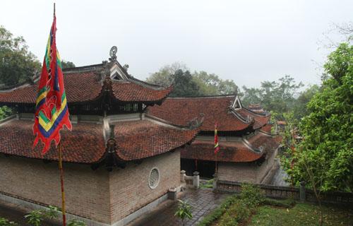 Đền Bà Triệu đón bằng công nhận Di tích quốc gia đặc biệt