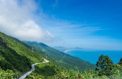 Đèo Hải Vân, top những cung đường đẹp nhất thế giới