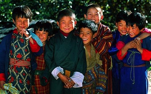 Điều chỉ có tại Bhutan, đất nước hạnh phúc nhất thế giới