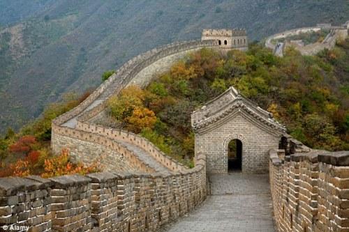 Du khách Trung Quốc bỏ mạng trên Vạn Lý Trường Thành