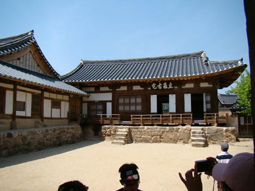 Làng cổ Hahoe - nơi chỉ dành cho giới quý tộc Hàn Quốc